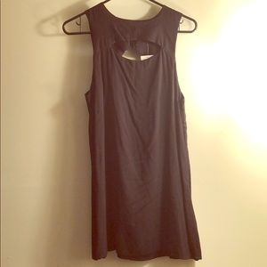 NWT! URBAN OUTFITTERS COOPERATIVE Cutout Zip Dress